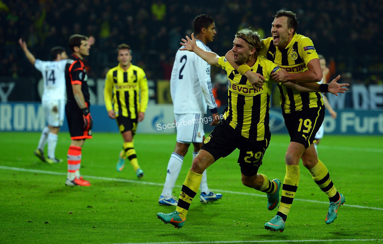 Dortmund Real Madrid