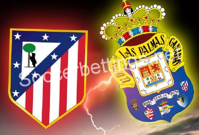 ATLETICO MADRID – LAS PALMAS  PREDICTION (10.01.2017)