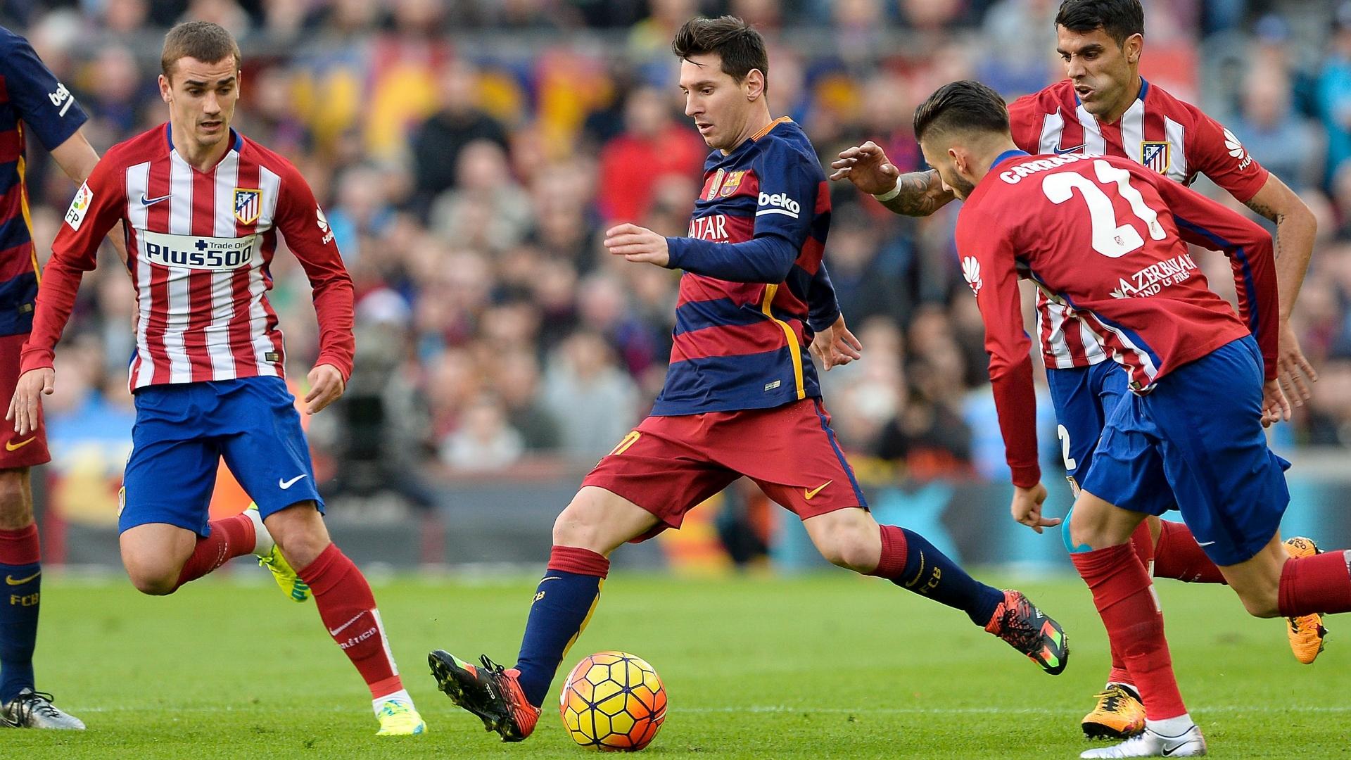 Barcelona Gegen AtlГ©tico Madrid