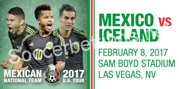 MEXICO – ICELAND PREDICTION (09.02.2017)