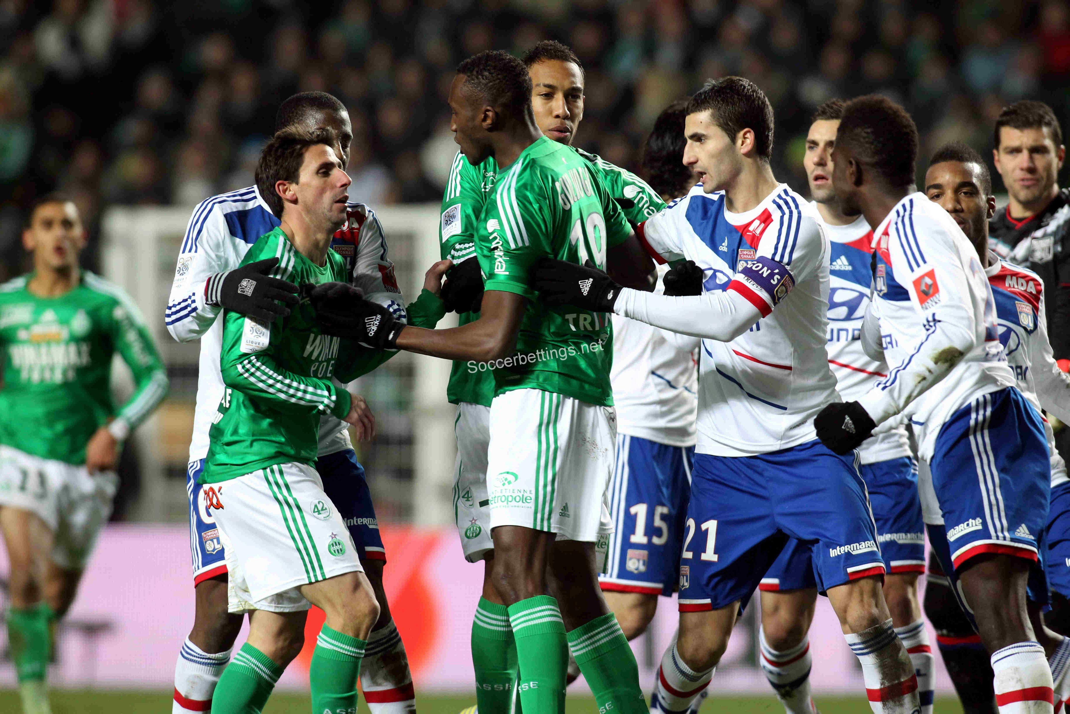 Saint etienne lyon prediction soccer bettings soccer bettin - Kartell saint etienne ...