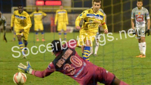STRASBOURG – ORLEANS PREDICTION (13.02.2017)