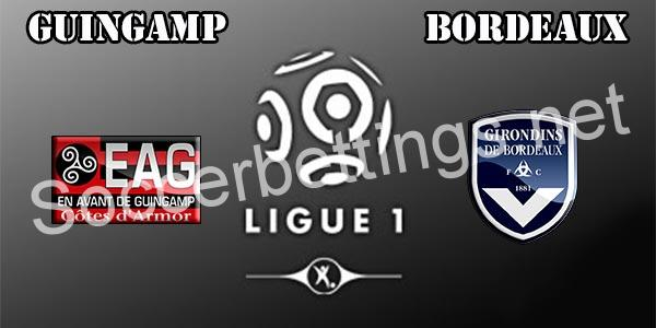 GUINGAMP vs BORDEAUX PREDICTION & BETTING TIPS (20.11.2016)