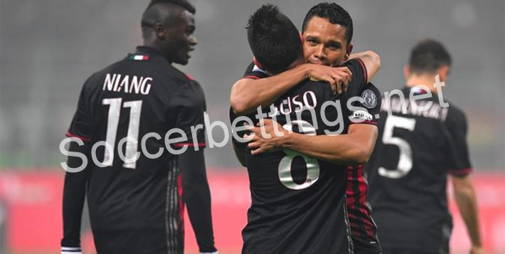 AC MILAN vs CROTONE PREDICTION (04.12.2016)