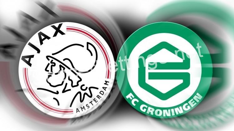 AJAX vs GRONINGEN PREDICTION (04.12.2016)