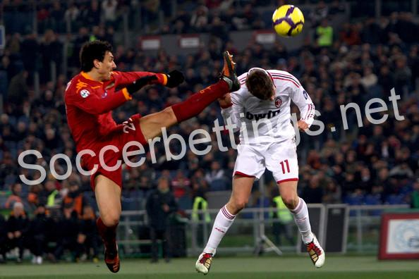 AS ROMA – AC MILAN PREDICTION (12.12.2016)