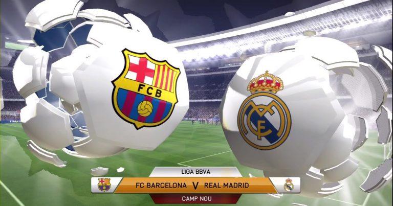 BARCELONA vs REAL MADRID PREDICTION (03.12.2016)