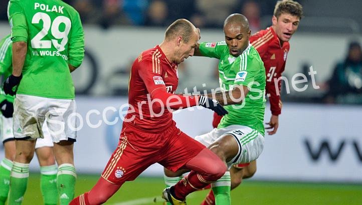 BAYERN – WOLFSBURG PREDICTION (10.12.2016)