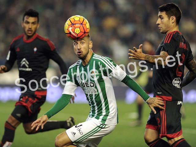 BETIS vs CELTA VIGO PREDICTION (04.12.2016)