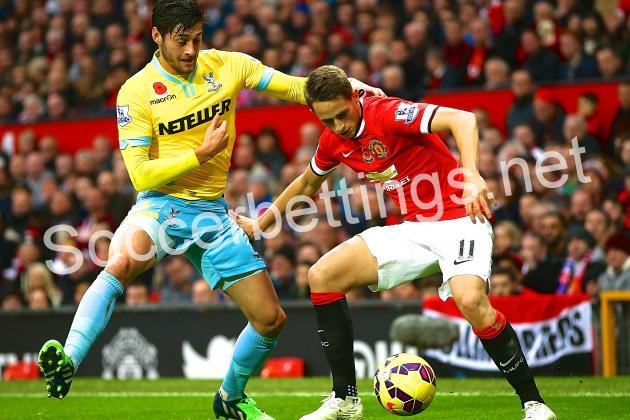 CRYSTAL PALACE – MANCHESTER UNITED PREDICTION (14.12.2016)