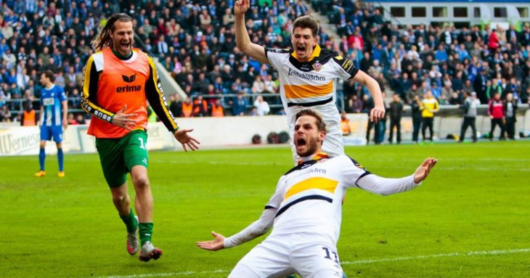 DRESDEN – KARLSRUHE PREDICTION (09.12.2016)