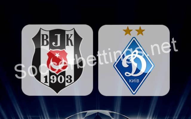 DYNAMO KIEV – BESIKTAS PREDICTION (06.12.2016)