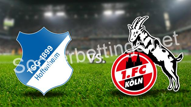 HOFFENHEIM vs KOLN PREDICTION (03.12.2016)