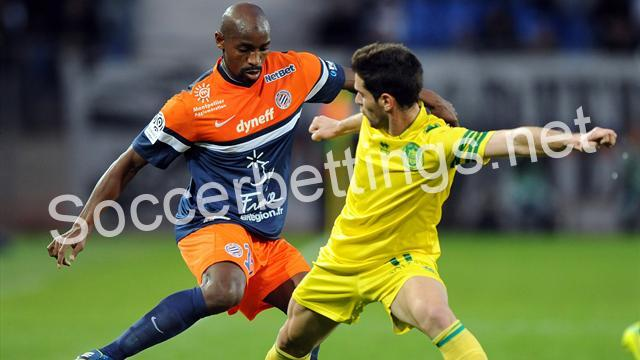 NANTES – MONTPELLIER PREDICTION (13.12.2016)