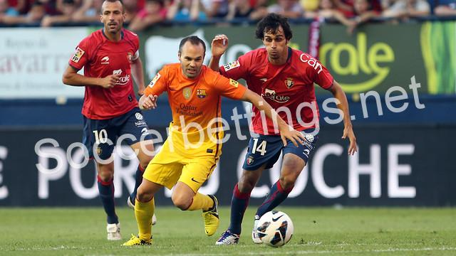 OSASUNA – BARCELONA PREDICTION (10.12.2016)