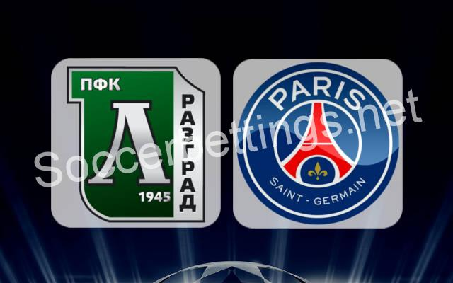 PSG – LUDOGORETS PREDICTION (06.12.2016)