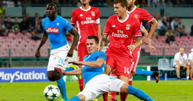 SL BENFICA – SSC NAPOLI PREDICTION (06.12.2016)