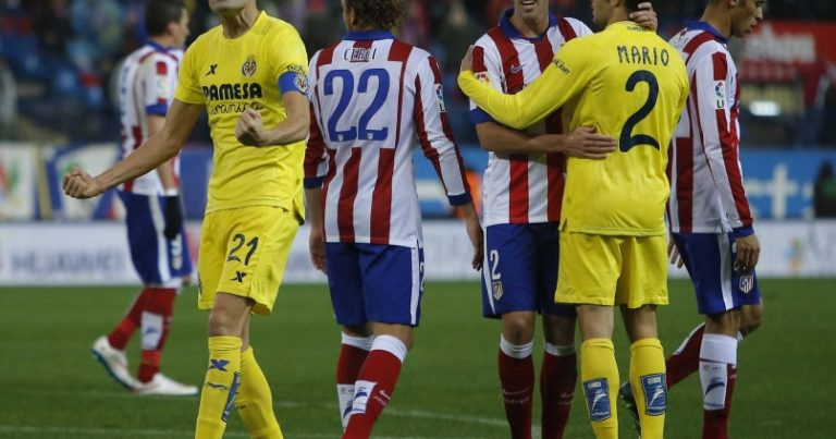 VILLARREAL – ATLETICO MADRID PREDICTION (12.12.2016)