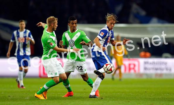 WOLFSBURG vs HERTHA BERLIN PREDICTION (03.12.2016)
