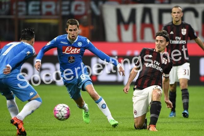 AC MILAN – NAPOLI PREDICTION (20.01.2017)