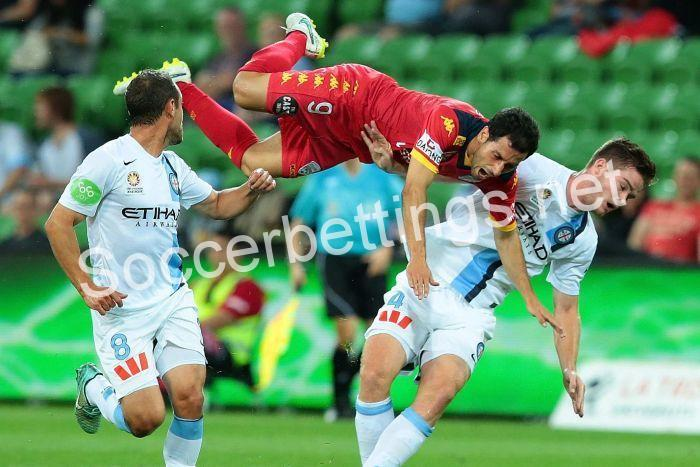 ADELAIDE UNITED – MELBOURNE CITY PREDICTION (12.01.2017)