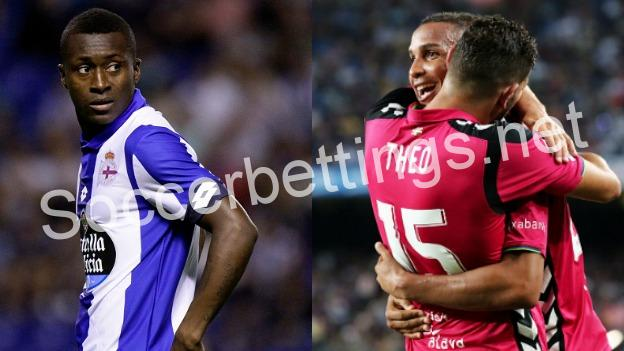 ALAVES – DEPORTIVO LA CORUNA PREDICTION (11.01.2017)