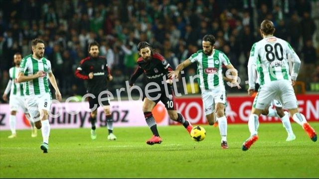 BESIKTAS – KONYASPOR PREDICTION (30.01.2017)