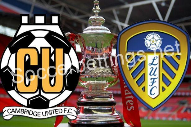 CAMBRIDGE – LEEDS  PREDICTION (09.01.2017)