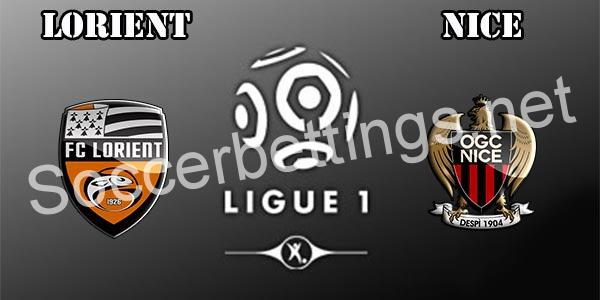 LORIENT – NICE PREDICTION (08.01.2017)