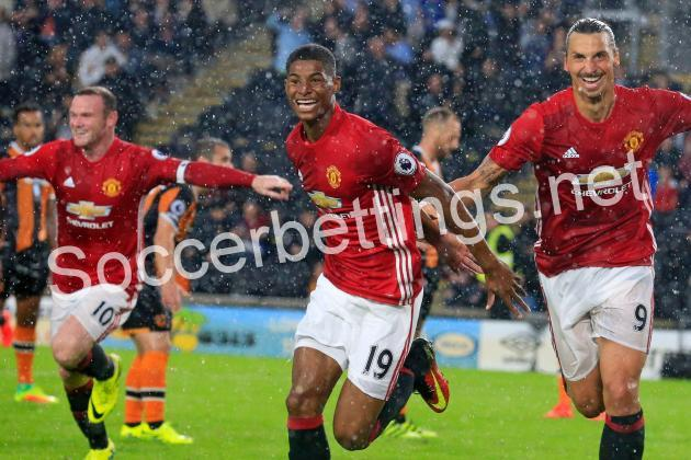 MANCHESTER UNITED – HULL CITY  PREDICTION (10.01.2017)