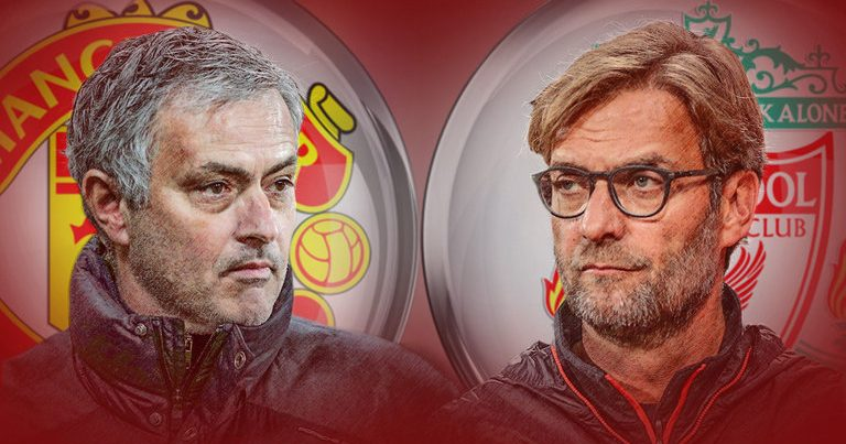 MANCHESTER UNITED – LIVERPOOL PREDICTION (15.01.2017)