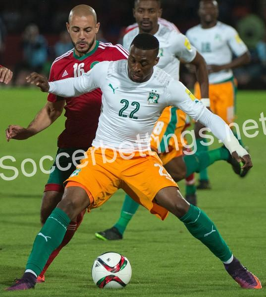 MOROCCO – IVORY COAST PREDICTION (24.01.2017)