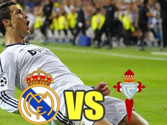 REAL MADRID - CELTA VIGO PREDICTION
