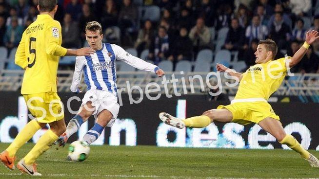 REAL SOCIEDAD – VILLARREAL PREDICTION (04.01.2017)