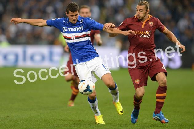 AS ROMA – SAMPDORIA PREDICTION (19.01.2017)