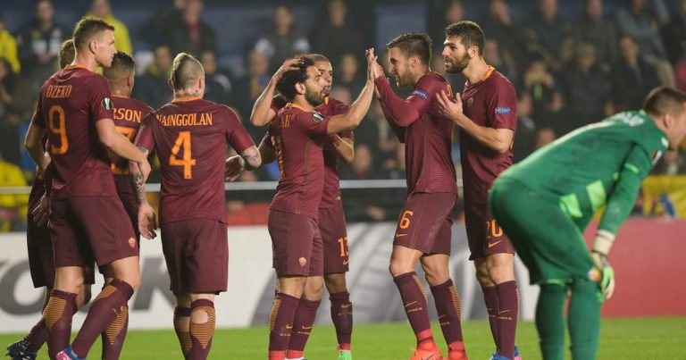 AS ROMA – VILLARREAL PREDICTION (23.02.2017)