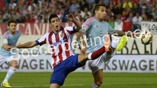 ATLETICO MADRID – CELTA VIGO PREDICTION (12.02.2017)