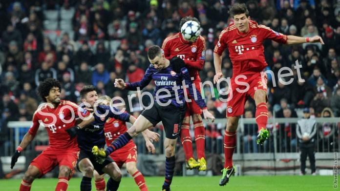 BAYERN – ARSENAL PREDICTION (15.02.2017)