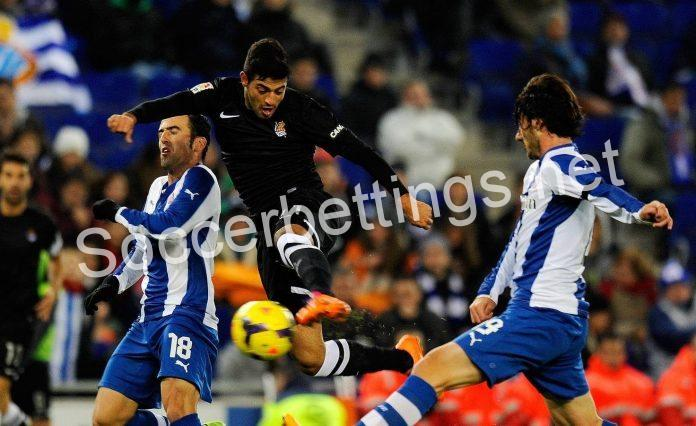 ESPANYOL – REAL SOCIEDAD PREDICTION (10.02.2017)