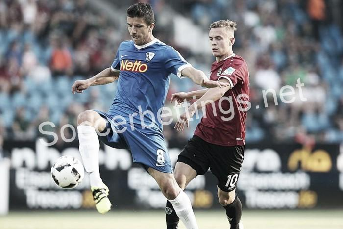 HANNOVER – BOCHUM PREDICTION (13.02.2017)