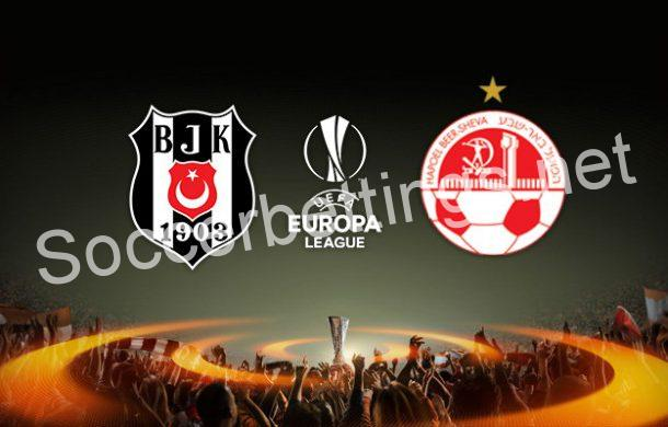 HAPOEL BEER SHEVA – BESIKTAS PREDICTION (16.02.2017)