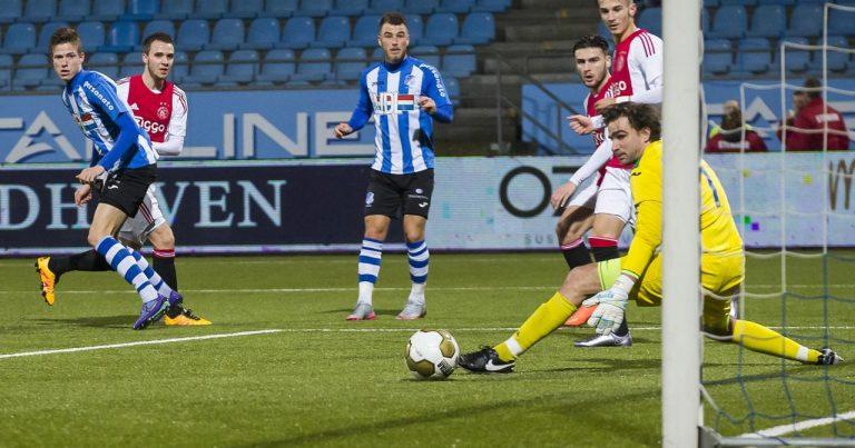JONG AJAX – FC EINDHOVEN PREDICTION (24.01.2017)