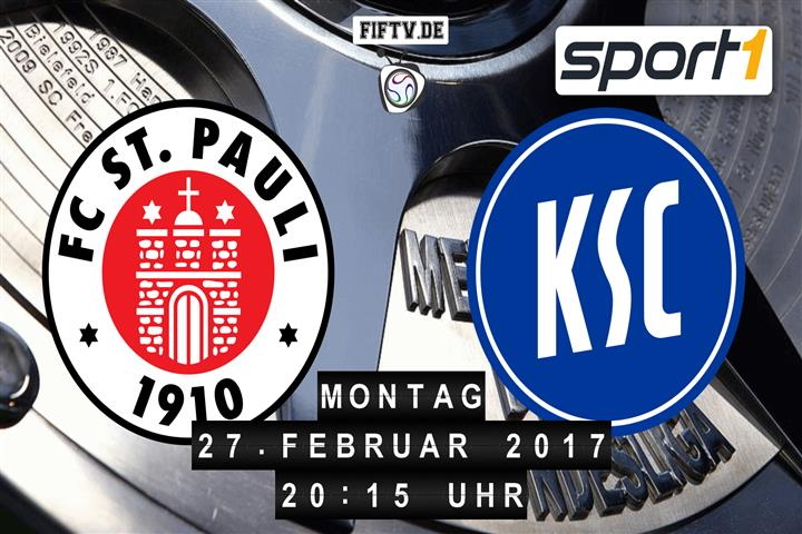 ST PAULI – KARLSRUHER PREDICTION (27.01.2017)