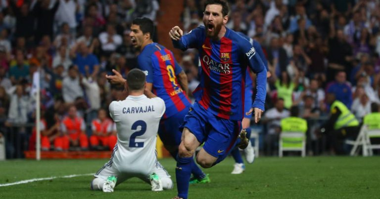 Real Madrid – Barcelona Prediction (2017-12-23)