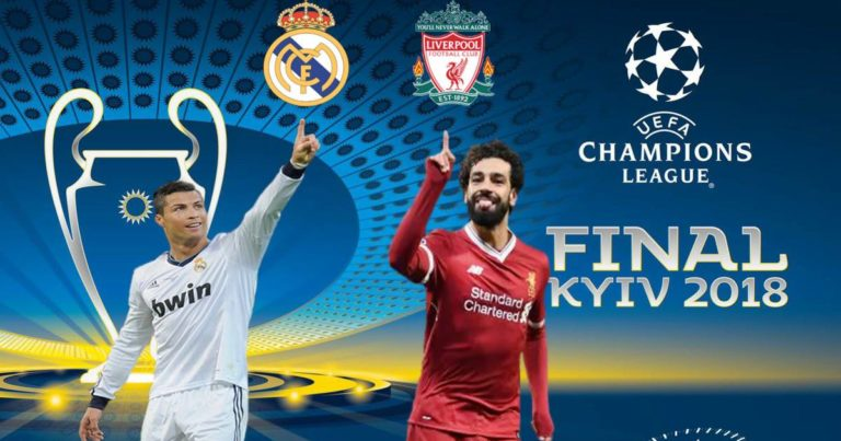 Real Madrid	–	Liverpool Prediction (2018-05-26)