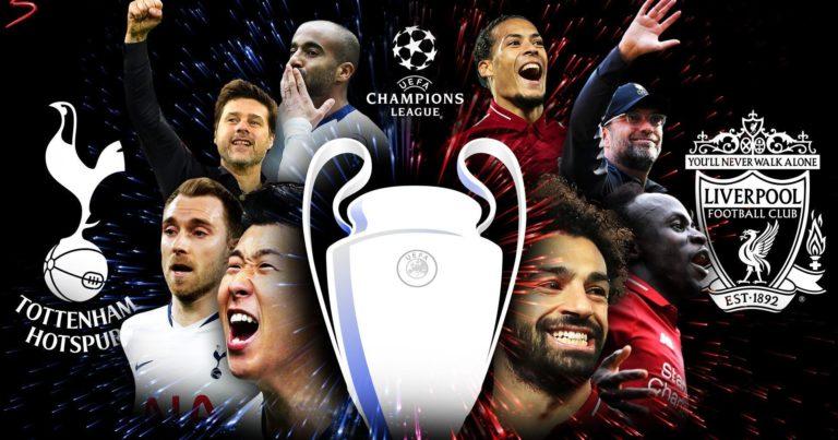 Tottenham – Liverpool  Prediction (2019-06-01)